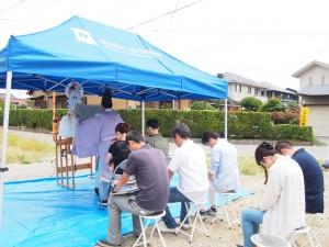 地鎮祭in高浜市