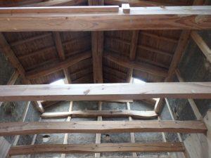 愛知県岡崎市 蔵改修 屋根工事完了